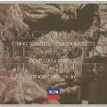 ベートーヴェン:弦楽四重奏曲第11番≪セリオーソ≫・第13番(大フーガ付)