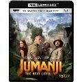 ジュマンジ/ネクスト・レベル [4K Ultra HD Blu-ray Disc+Blu-ray Disc]