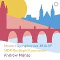 モーツァルト: 交響曲第38番「プラハ」&第39番