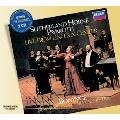 Live from Lincoln Center -Bellini, Puccini, Rossini, Verdi, etc (1981) / Richard Bonynge(cond), New York City Opera Orchestra, Joan Sutherland(S), Marilyn Horne(Ms), Luciano Pavarotti(T)