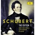 Schubert: The Edition Vol.1 - Orchestral, Chamber, Piano<限定盤>