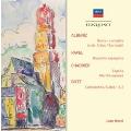 Albeniz: Iberia (complete); Ravel: Rapsodie Espagnole; Chabrier: Espana, Marche Joyeuse, etc