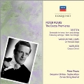 Peter Pears - The Decca Premieres