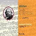 ヒラー: ピアノ協奏曲第1番-第3番~ロマンティック・ピアノ・コンチェルト・シリーズ Vol.45