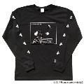 スヌーピー × TOWER RECORDS CAFE ロングT-shirt Lサイズ