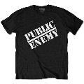 Public Enemy Logo T-shirt/Mサイズ