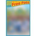 Free Pass: 1st Single (A Ver.)