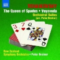 Tchaikovsky: The Queen of Spades & Voyevoda (Orchestral Suites arranged by Peter Breiner)