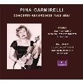 ピーナ・カルミレッリ 協奏曲録音 1963-1967