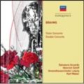 Brahms: Violin Concerto Op.77, Double Concerto Op.102