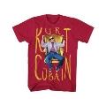 Kurt Cobain/Sitting Chair T-Shirt Sサイズ