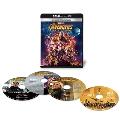 アベンジャーズ/インフィニティ・ウォー 4K UHD MovieNEX [4K Ultra HD Blu-ray Disc+3D Blu-ray Disc+Blu-ray Disc]<初回限定仕様>