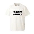 WTM Tシャツ ROCK & ROLL Malcolm(ホワイト) Mサイズ