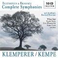 Complete Symphonies - Beethoven & Brahms, etc