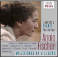 Annie Fischer - Legendary Piano Recordings