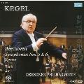 Beethoven : Symphony No.5, No.6, Egmont Overture; J.S.Bach: Aria on G<限定盤>