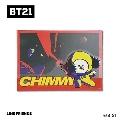 BT21 ダイカットクリアファイル Vol.3/CHIMMY