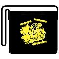 ヒプノシスマイク ディビジョン2WAYトートバッグ/Fling Posse