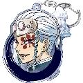 鬼滅の刃 ウェットカラーシリーズ アクリルキーホルダー Vol.2 宇髄天元