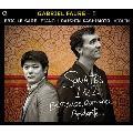 フォーレ: ヴァイオリンとピアノのための作品全集 - ピアノを伴う室内楽全集5 CD