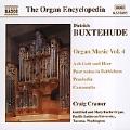 Organ Encyclopedia:Buxtehude:Organ Music Vol.4:Praeludium In D Minor/Nun Bitten Wir Den Heiligen Geist/Komm, Heiliger Geist, Herre Gott:Craig Cramer