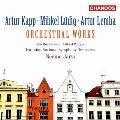 カップ、リュディグ、レンバ: 管弦楽作品集
