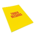 B2ポスターファイル TOWER RECORDS Ver.2 Yellow Accessories