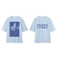 Tonal Photo T-Shirt(Baby Blue)/XLサイズ