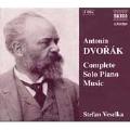 Dvorak: Complete Solo Piano Music / Stefan Veselka