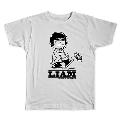 PEANUTS COMIC STYLE×ブリット・ポップ・スター T-shirt LIAM White/Lサイズ