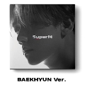 SuperM: 1st Mini Album (BAEKHYUN Ver.)