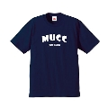 MUCC × TOWER RECORDS T-shirts B ネイビー XL