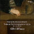 モーツァルト: ピアノとヴァイオリンのためのソナタ集 vol.1