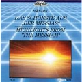 ヘルムート・コッホ/Handel: Messiah (Highlights) [2153145]