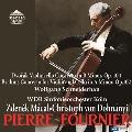 ドヴォルザーク:チェロ協奏曲 Op.104、ブラームス:ヴァイオリンとチェロのための二重協奏曲 Op.102