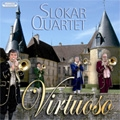 Virtuoso -Handel, Vivaldi, J.B.Loeillet, Telemann, etc / Slokar Quartet, Jorg Ewald Dahler(cemb), Andreas Berger(perc)