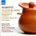 Martinu: La Revue de Cuisine, Harpsichord Concerto, Les Rondes, etc
