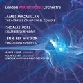 マクミラン: イゾベル・ゴーディの告白、アデス: 室内交響曲、ヒグドン: パーカッション協奏曲