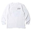 Caprice × WTM Dog L/S T-shirt(White) XLサイズ