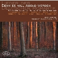 夕べにまつわるドイツ・ロマン派の声楽作品集
