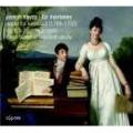 ハイドン, 18世紀末, ピアノと女性 - ピアノのための傑作群とカンタータ「ナクソス島のアリアンナ」
