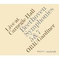 ベートーヴェン: 交響曲第7番イ長調op.92, 交響曲第5番ハ短調op.67