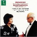ショスタコーヴィチ:チェロ協奏曲第1番 プロコフィエフ:交響的協奏曲