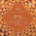 ハイドン:弦楽四重奏曲第76番「五度」、第77番「皇帝」、第78番「日の出」 [UHQCD]