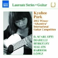 "Kyuhee Park - 2012 Winner ""Alhambra"" International Guitar Competition"