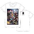 すしおデザイン EMPiRE × TOWER RECORDS 2020 T-shirt XL
