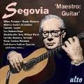 Andres Segovia - Maestro Guitar