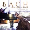 Sonya Bach plays J.S. Bach