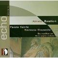 ECHO SERIES:BANCHIERI:SAVIEZZA GIOVENILE/PAZZIA SENILE:MARCO LONGHINI(cond)/DELITIAE MUSICAE