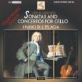 Graziani: Sonatas and Concertos for Cello